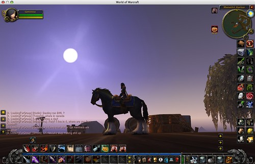 Is World of Warcraft really the perfect virtual world?