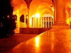 Forlì - Chiostro di San Mercuriale - by Strocchi