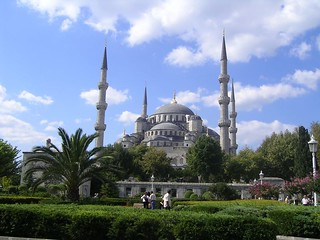 Sultan Ahmet Camii - Blue mosque, İstanbul