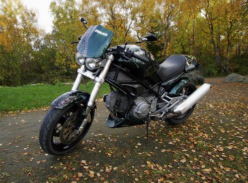 Ducati Monster 620i. monster 620i.e. Matrix