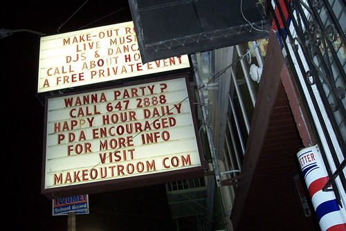 MAKEOUT ROOM BILLINGS MONTANA