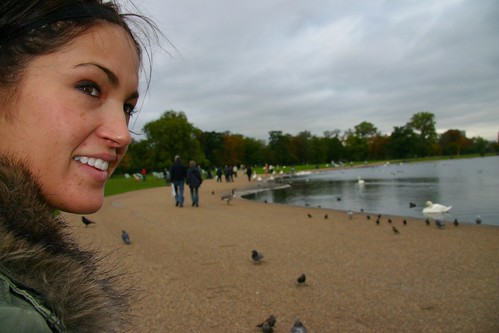Jessa in London