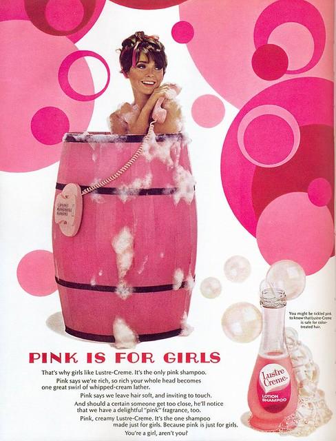 Lustre Creme ad, 1968