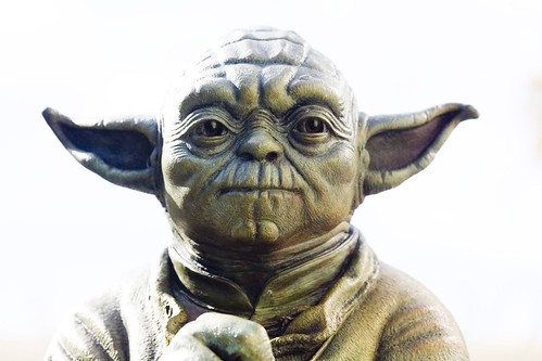 Master Yoda, #2 by Thomas Hawk.
