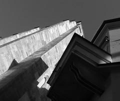 St. Giles in Prague (Michal) Tags: church prague picasa stgiles takenwhilenotsober