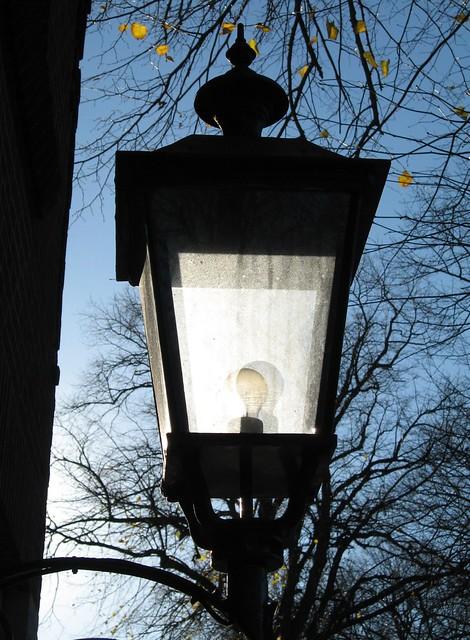 Flickring light