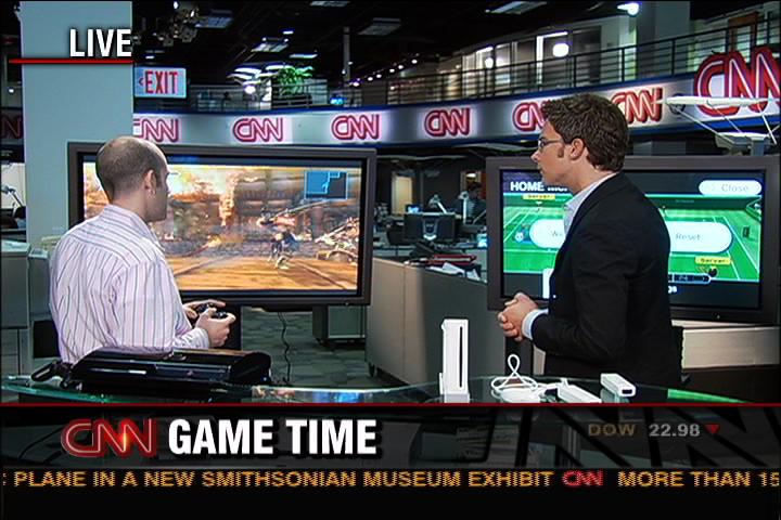 cnn playstation
