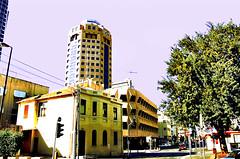 tel-aviv (Lena Utro) Tags: street city art telaviv flickr cityscape faces surround concept conceptual bildings