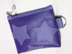 Annie Oakley Purple (Majesty) Tags: vinyl majesty vinylbags majestyinc