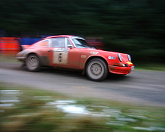 Richard Lepley/Ian Bevan (bjmullan) Tags: scotland rally 911 porsche rs rac ducktail