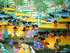 バリ島・ウブドの美術館