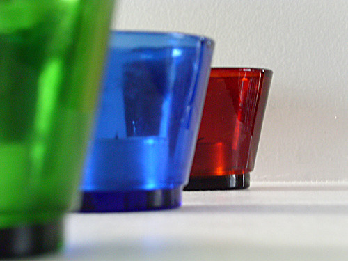 Three tealight thingies