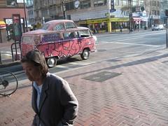 market street blues (Ben Piven) Tags: poverty sf sanfrancisco insane drugs hood sanfran ghetto addiction tenderloin mentalillness indigence