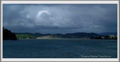 Raglan Harbour (Catching Magic) Tags: sea newzealand nature landscape coast harbour olympus waikato e300 tiraudan raglan