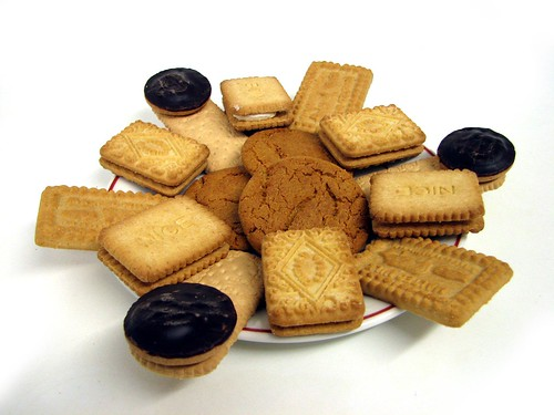 Photo - Biscuits are unhealthy