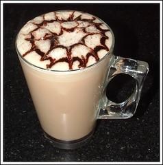 I made a coffee #1 (taliKa) Tags: coffee cafe homemade cappuccino capucino