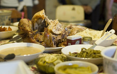 the spread (Ed from Ohio) Tags: thanksgiving nikkor50mmf14d 50mmf14d
