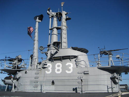 Submarine SS-383