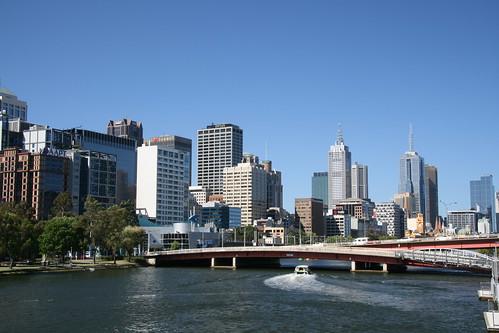 Melbourne Panorama 1