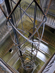 Lift Shaft Within the Old Town Hall Tower
