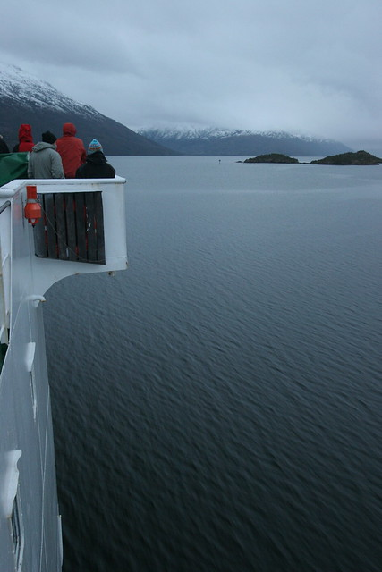 Navimag - Puerto Montt to Puerto Natales Chile by forestlake