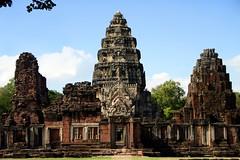 Prasat Hin Phimai, Thailand (ascendent) Tags: thailand khmer buddhism phimai instantfave