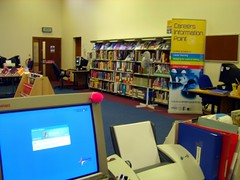 Information (Lidwit) Tags: open library learning information wishaw