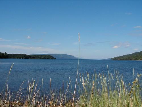 Bras D'Or Lake by SheepGuardingLlama, on Flickr