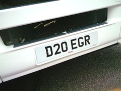 061128EGRplate (etruck) Tags: plate gas exhaust rego egr recirculation