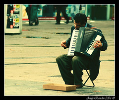 Lonely Musician