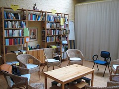 VWBO Gent   library & bookshop