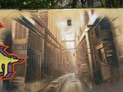 pewna szkoa 3 (salahudin's paragnomen) Tags: street streetart grafitti graff krakw dons ulica krakoff impas wrzut
