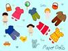 paper dolls - muñecas de papel