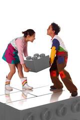 pesado - Lego KidZ por Anabelle Handdoek