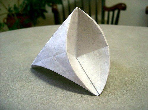 Tetrahedral Bud