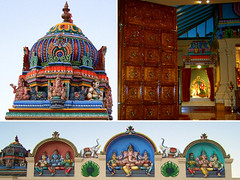 Adelaide Hindu Temple (Thiru Murugan) Tags: road india temple worship colorful all colours indian culture marion 3a harmony adelaide welcome tradition hindu hinduism dwyer murugan thiru thirumurugan oaklandspark thiruflickr