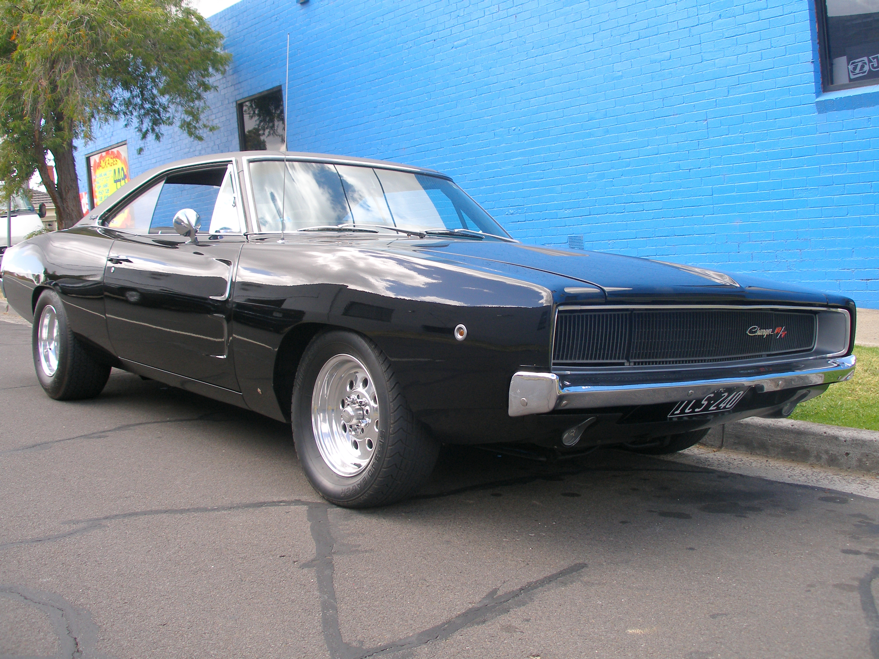69 Charger R/T Best model imo.