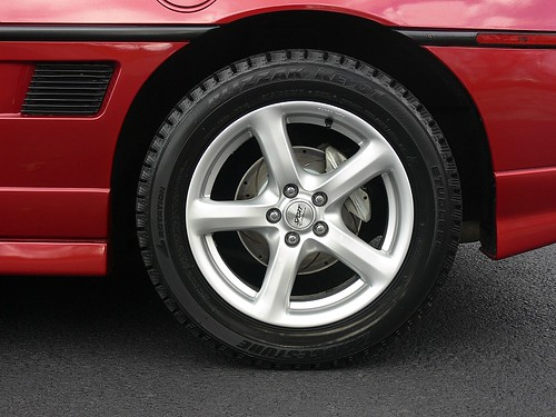 Bridgestone Blizzak Winter Tire