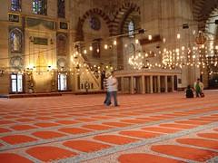 Di Dlm Suleymaniye Mosque, Istanbul, Turkey