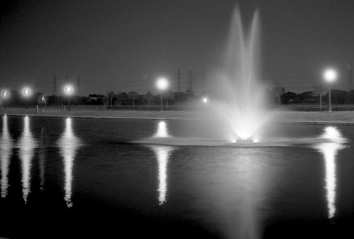 fountain on Flickr