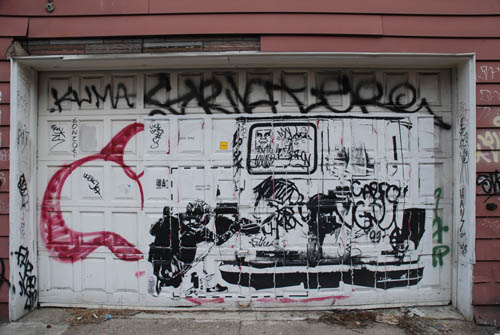Williamsburg Garage Door