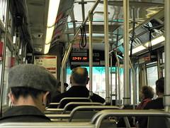 On the inbound 6 (cbcastro) Tags: sanfrancisco 6 bus publictransportation muni trolleybus electricbus sanfranciscomunicipalrailway sanfranciscomunicipaltransportationagency