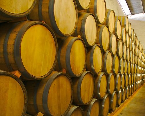 Tequila Espolon White Oak Aging Barrels