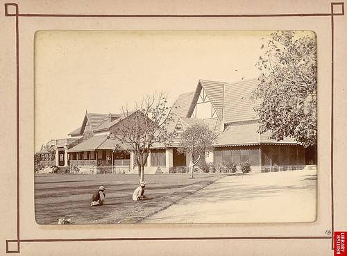 Karachi Gymkhana.