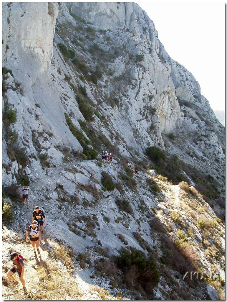 trail de la Sainte Victoire (85)reworked