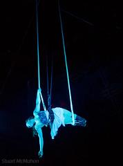 342 – Illumination Festival (md93) Tags: 366 illumination festival scottishmaritimemuseum linthouse ayrshire irvine scotland aerial acrobatics trapeze