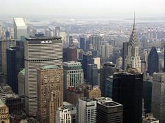 ESB Observatory - Metlife & Chrysler Building