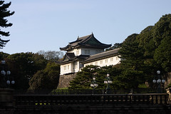 Tokyo Imperial Palace - Nijubashi
