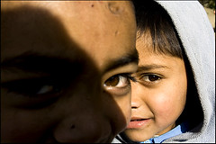Duo Portrait and Three eyes (Sandip Debnath) Tags: winter eye children child darjeeling sandip gorkha debnath nepalease