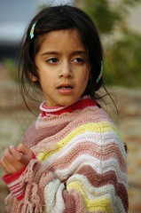 Something grabbed her attention (usamabhatti) Tags: people girl kid nikon child candid d70s naturallight nikonstunninggallery umama